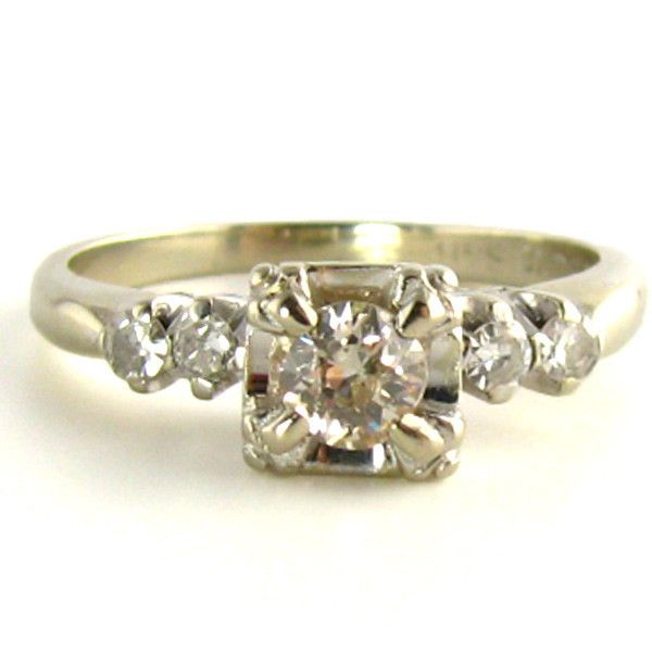 band tw color diamond w f prong set gold diamonds ct wedding vs products
