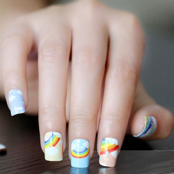 61 best Nail Art images on Pinterest   Nail scissors, Cute nails and ...