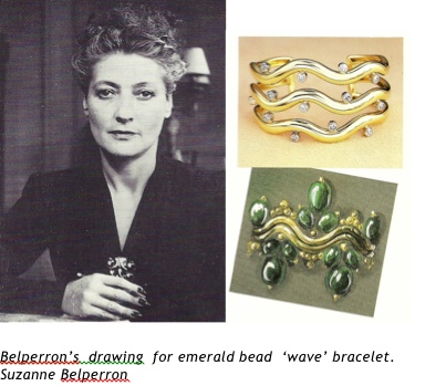 Suzanne Belperron, a reluctant celebrity: Jewelry Illustrations, Jewellery Suzann Belperron, Jewellery Sketch, Jewelry Design Tutoring, French Jewels, Design Sketch Rendering, Belperron 1900 1983, Jewellery Rendering, Belperron Jewelry