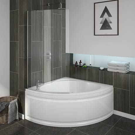 Best 25 Corner Bath Shower Ideas On Pinterest Small Corner Bath Corner Sh