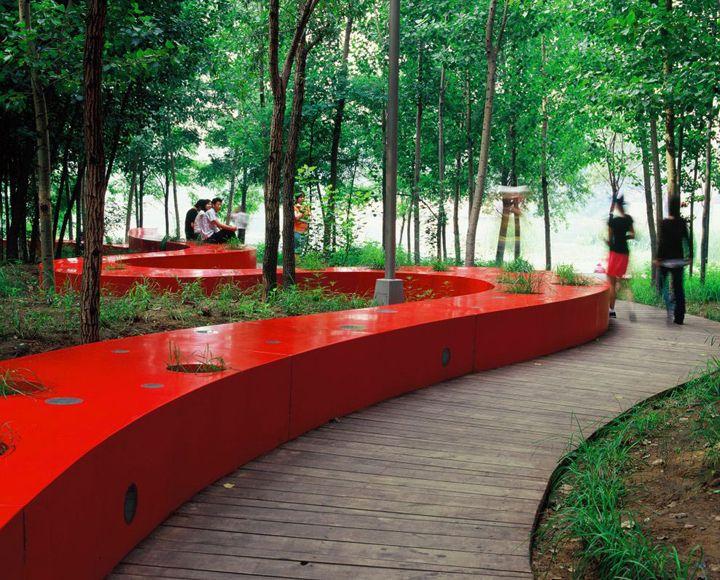 7 projetos de revitalização urbana | Pamela Hartford | http://www.bimbon.com.br/projeto/7_projetos_de_revitalizacao_urbana  #china #park #green