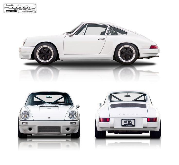 """89.5"""" Porsche 964 C4"""
