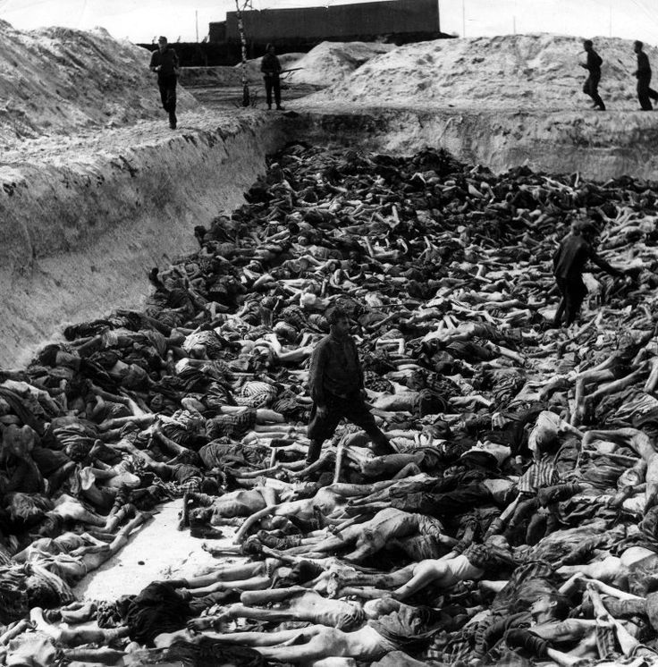 Holocaust Memorial Day 2016: The horrors in pictures | Metro News