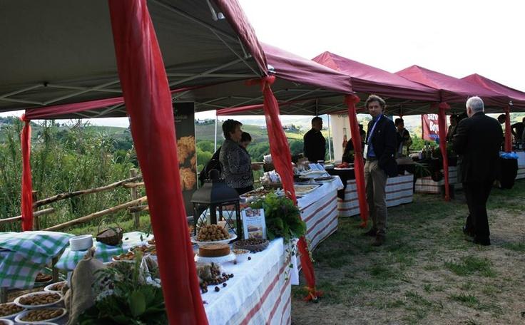 Tutti i produttori presenti alla merenda sinoira, La Monfortina by @Criss Cibrario