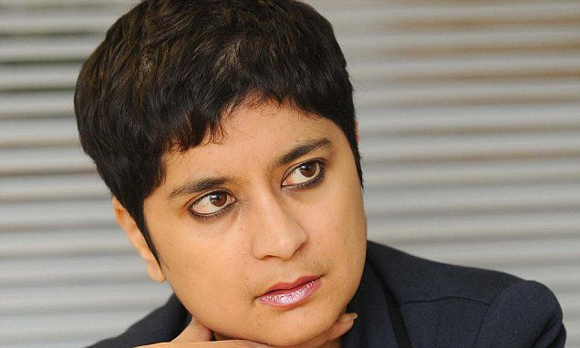 The Corruption and hypocrisy in British Politics grows by the day Outcry over peerage for Corbyn apologist Shami Chakrabarti
