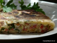 grain de sel - salzkorn: Sansibar-Pizza