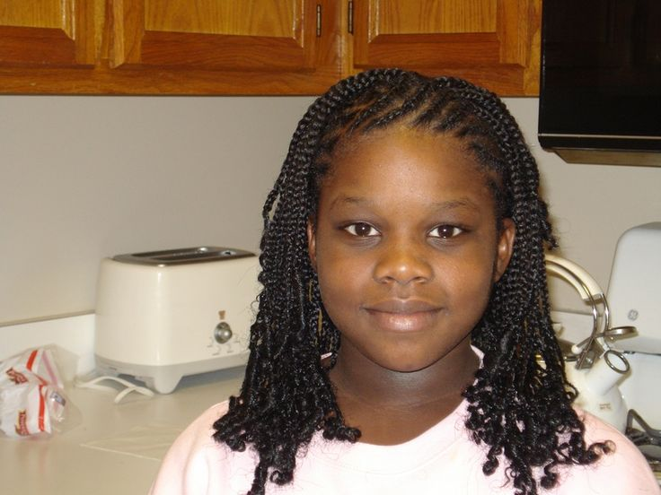Kids Twist & Braid Styles - A'Kiyia's Natural Twist & Hair Braiding