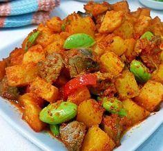 Ingin tahu Resep Cara Membuat Sambal Goreng Kentang Ati Ampela yang enak & praktis ? berikut Resep Sambal Goreng Kentang Ati Ampela. Bahan : kentang 1/2 kg