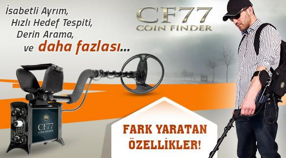 Makro CF77 Dedektör