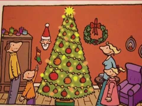 *▶ PRENTENBOEK: De kerstboom van Jules