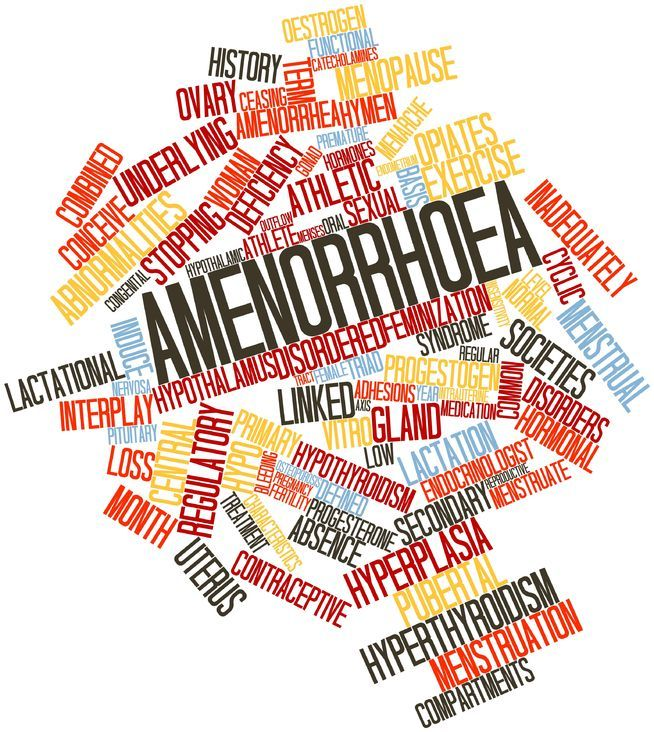 Amenorrhoea: An abnormal absence of menstruation. Click here to know more about what are the reasons.
