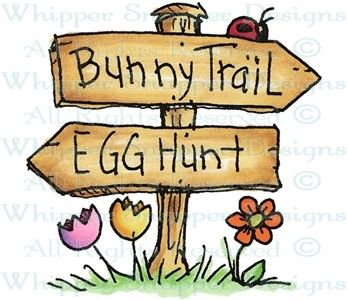 Signs of Easter - Easter - Holidays - Rubber Stamps - Shop