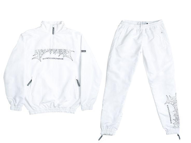 sport-jacket + sport-pants Sputnik1985material: nylon Front print