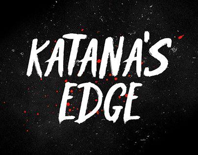 "Check out new work on my @Behance portfolio: ""Katana's Edge"" http://be.net/gallery/41674367/Katanas-Edge"