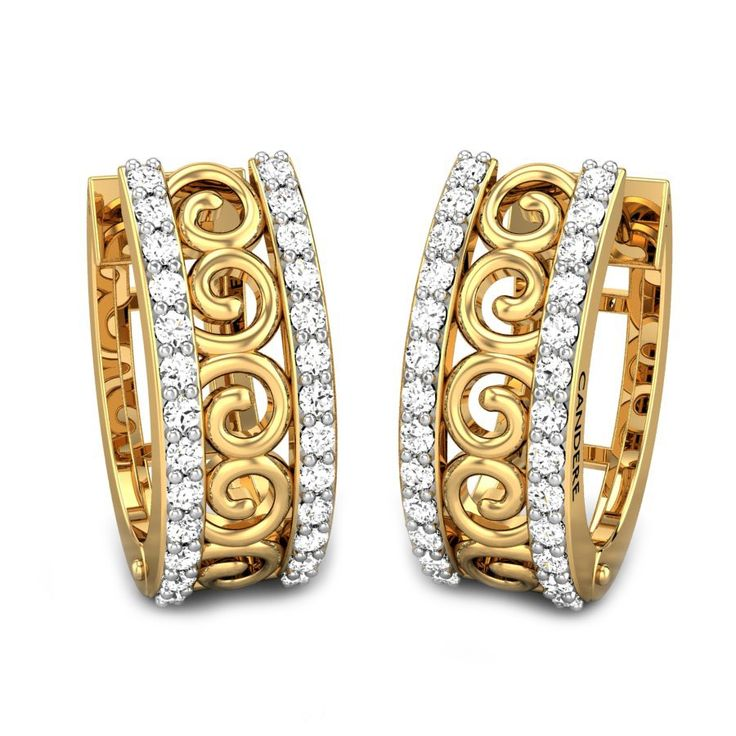 ZAIRA DIAMOND EARRINGS