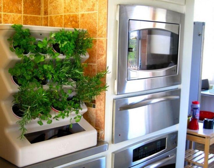 Fabulous Stainless Steel Kitchen Appliances Wooden Island Cart ...