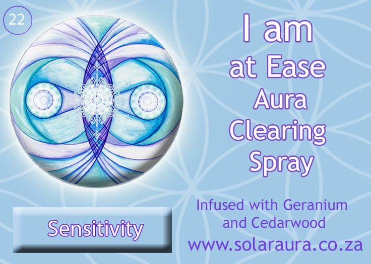 22- aura clearing spray sensitivity