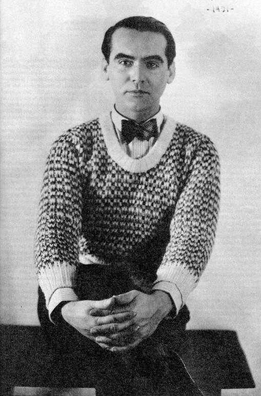 Federico Garcia Lorca (I was able to read his work in Spanish for a brief and enjoyable period in my life)