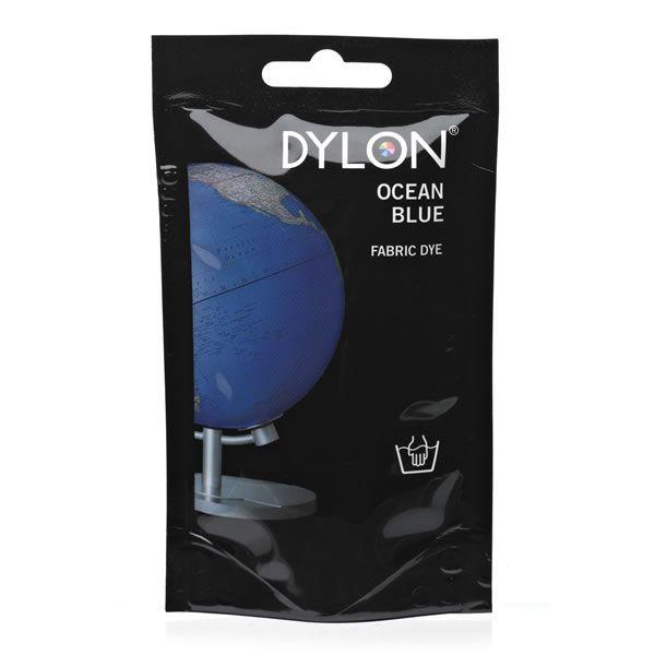 DYLON Elde Boyama - Denizci Mavi - Navy Blue Fabric Dye - Elde Boyama www.gagva.com.tr