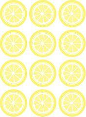 Lemon Marmalade Labels