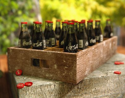 "Check out new work on my @Behance portfolio: ""Lost Crate CocaCola"" http://be.net/gallery/31435137/Lost-Crate-CocaCola"
