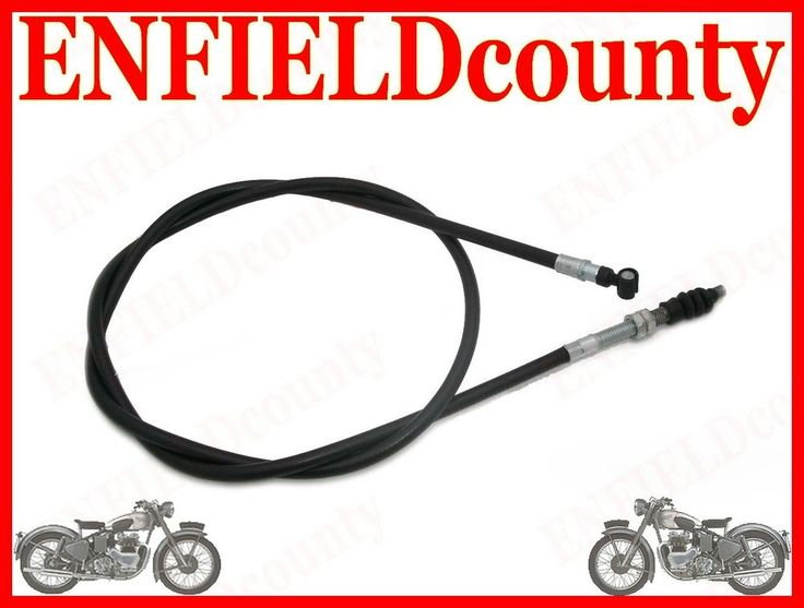 BRAND NEW ROYAL ENFIELD BULLET CLASSIC 350cc MODEL CLUTCH CABLE 570409/e