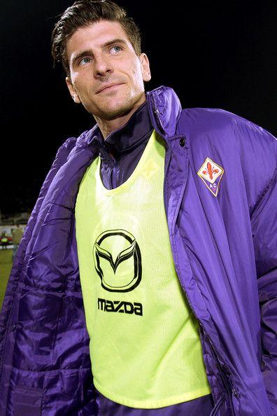 Mario Gomez - ACF Fiorentina v FC Internazionale Milano - Serie A