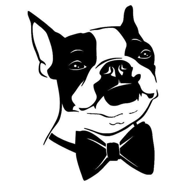 American Gentlemen with Bow Tie Car Decal – I Love Cat Socks