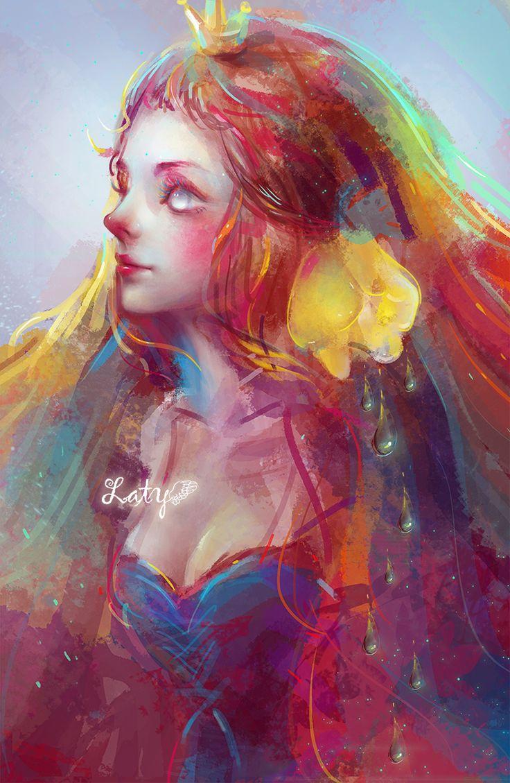 Wintersweet by ~latyll on deviantART