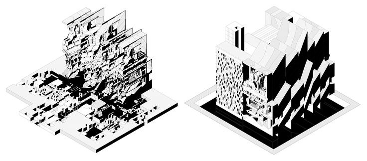 Noclip Urban Blocks : Alephograph.com