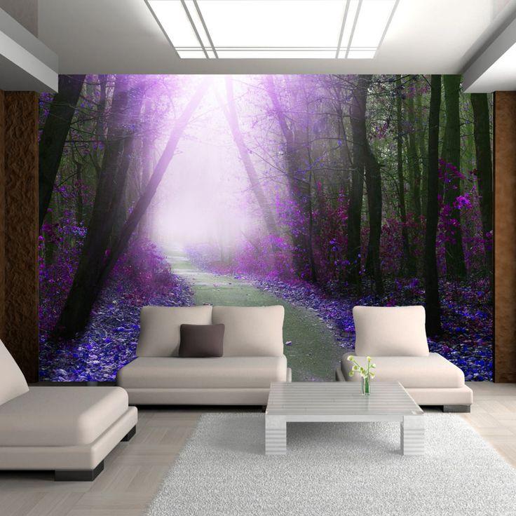 ber ideen zu wald tapete auf pinterest. Black Bedroom Furniture Sets. Home Design Ideas