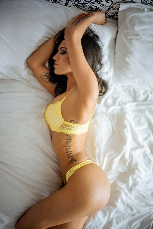 Brazilian bikini designer