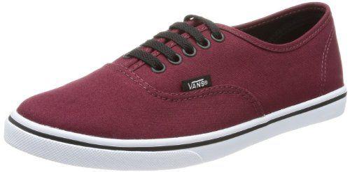 Vans Damen Sneaker rot 39 - http://on-line-kaufen.de/vans/39-eu-vans-u-authentic-unisex-erwachsene-sneakers-11