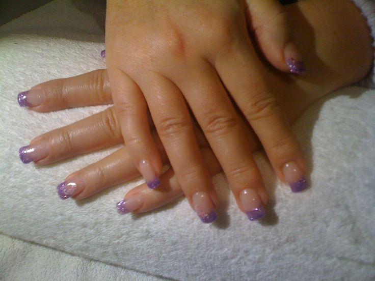 17 meilleures id es propos de ongles en gel uv sur pinterest formes pour ongles ongles nude - Forme des ongles ...