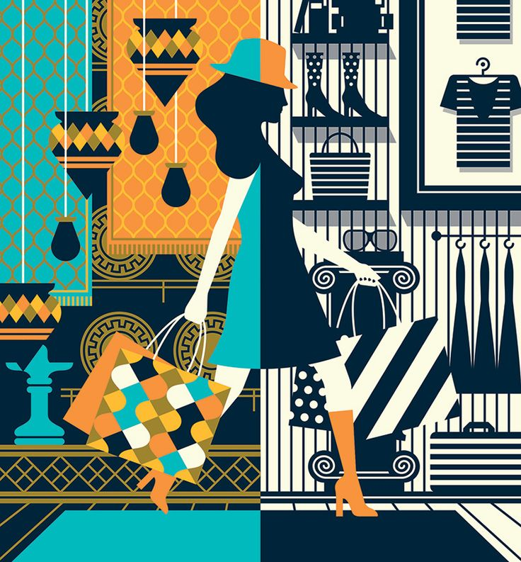 SHOP Magazine - Matt Chase | Istanbul's transition from bazaar to luxury shopping