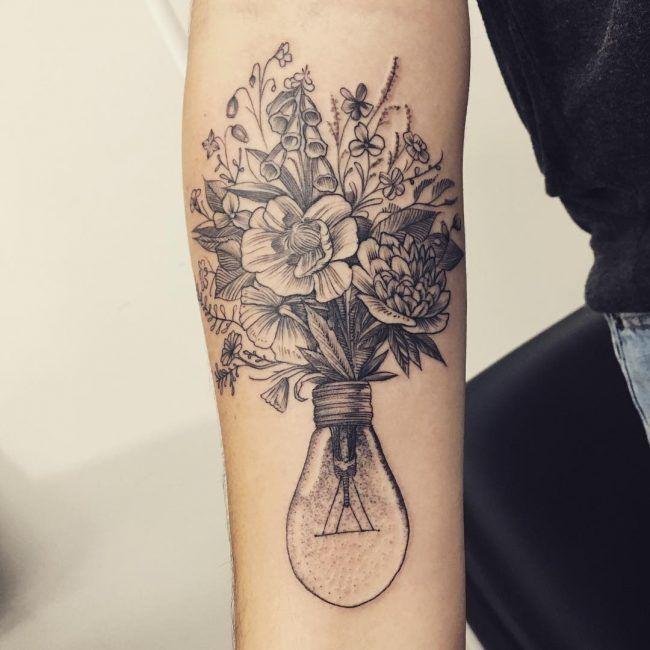 Best 25+ Feminine Tattoos Ideas On Pinterest