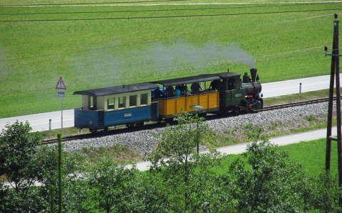Kisvonat, Zillertal, Ausztria, 2015.július | Feltöltve: 2015. aug. 24. - Kisdi…