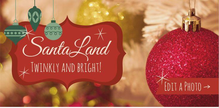 Felicitaciones navideñas personalizadas y muy fáciles con PicMonkey - #Felicitación, #Navidad  http://lanavidad.es/felicitaciones-navidenas-personalizadas-y-muy-faciles-con-picmonkey/2433