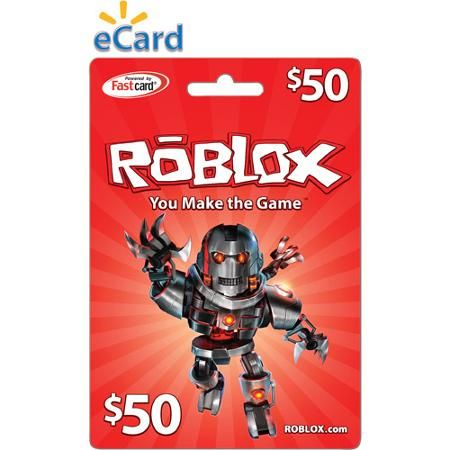 Roblox $50 (Email Delivery)