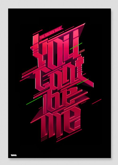 Typography inspiration | #453