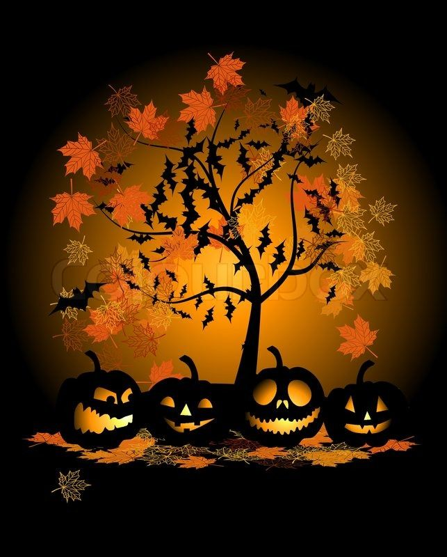 halloween pictures background