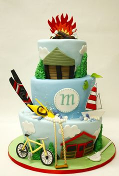 59 Best A Touch Of Whimsy Images On Pinterest Cake