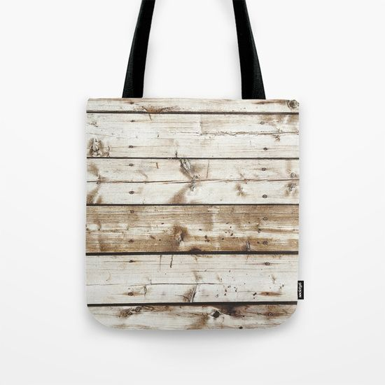 Out of the City Tote Bag  #wood #tree #woodentexture #nature #outdoor #forest #weekend #cottage #backyard #pattern #woodenfloor #wooddeck #deck #naturelover #lovegreen #green #savethetree #woodlover #tote #totebag #fabricbag #fashion #eco