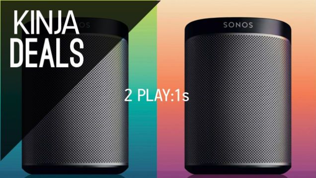 Stock Up On Sonos With This Rare Bundle