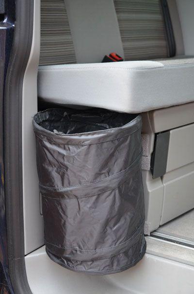 Zubehör, super Mülleimer für Campingvan und Wohnmobil