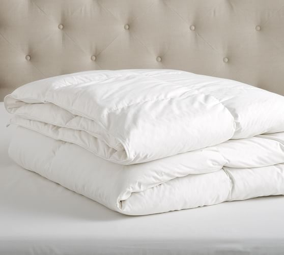 What Is Pottery Barn Style Called: Supreme European Down Comforter