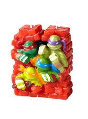 Wilton Teenage Mutant Ninja Turtles Birthday Candle