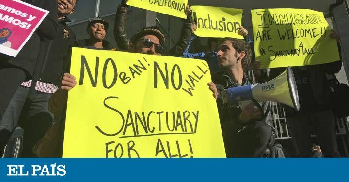 El conjunto de detenciones crece un 32,6% en los primeros dos meses de Trump, pero las deportaciones caen