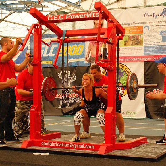 Future goals: 10 things every novice female powerlifter should know |