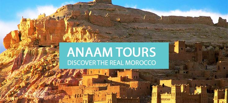 Anaam Tours provides all the travel information to Morocco Tours. Plan this holiday to spend and enjoy your good time in Morocco. Contact us for all your travel information and destinations, everything.